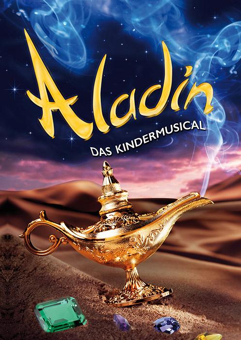 Tickets für Aladin online kaufen